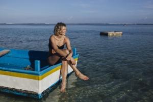 Swedish, Australia based wellness and nutrition coach Kajsa Humphreys