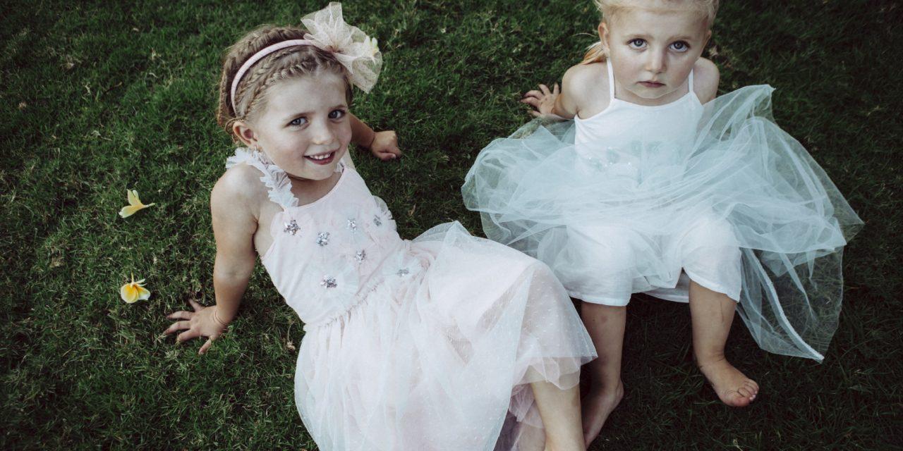 Mamma Mia: Frangipani wedding of Ashley and Federico