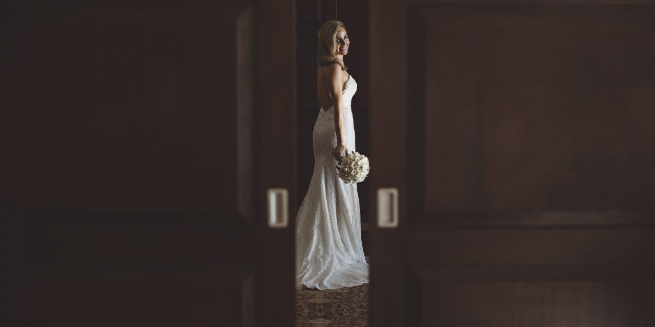 Silver Lace wedding: Biljana and Nick